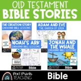Old Testament Bible Stories, Bundle