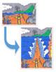 Bible Stories Coloring Page Surprise!  Noah, Daniel and Moses