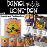 Bible Stories: Daniel and the Lions' Den