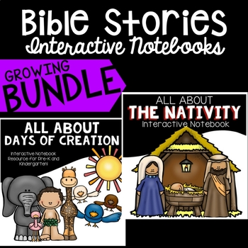 Bible Stories Growing Bundle