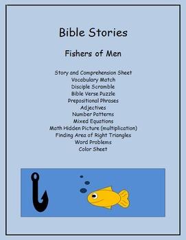 Jesus - Fishers of Men