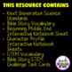 Bible Stories STEM Challenge (Baby Moses Bible STEM Activities)
