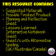 Bible Stories STEM Challenge (David and Goliath Activities)