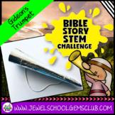 Bible Stories STEM Challenge (Gideon Bible STEM Activity)