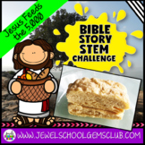 Bible Stories STEM Challenge (Jesus Feeds the 5,000 Bible STEM Activity)