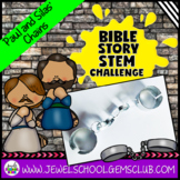 Bible Stories STEM Challenge (Paul and Silas Bible STEM Activity)