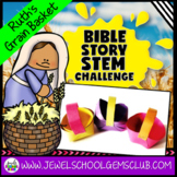 Bible Stories STEM Challenge (Ruth and Naomi Bible STEM Activity)