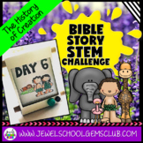Bible Stories STEM Challenge (Story of Creation Bible STEM