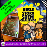 Bible Stories STEM Challenge (The Parable of the Prodigal