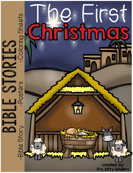 Bible Stories:  The First Christmas