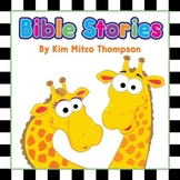Bible Stories Workbook & Music Album Download