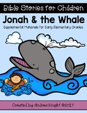 Bible Stories for Children:  Jonah and the Whale