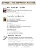 Bible Stories for Children Unit Study - Unit #1 Creation