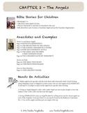 Bible Stories for Children Unit Study - Unit #2 Angels