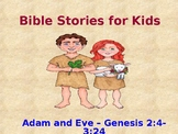 Messianic Bible Stories for Kids - Adam and Eve