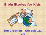 Messianic Bible Stories for Kids - The Creation