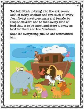 Bible Story Bundle #1
