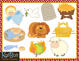 Bible Story Clip Art Bundle