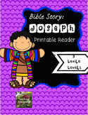 Joseph and his coat of many colors Printable Reader
