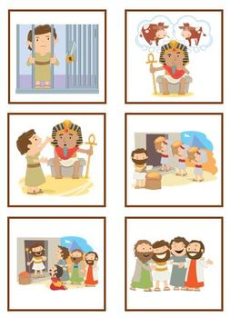 Bible Story Joseph Shows Forgiveness
