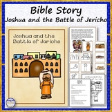 Bible Story Joshua and the Battle of Jericho