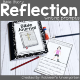 Bible Story Journal Writing Prompts