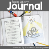 Bible Story Journals
