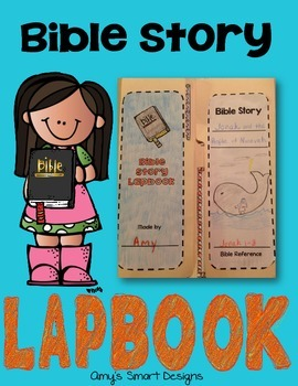 Bible Story Lapbook