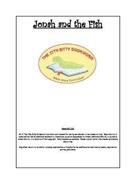 Bible Story Mini-Unit:  Jonah and the Fish