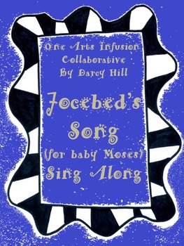 """Jochebed's Song (for baby Moses) """"I Will Hide You In The Reeds"""" Sing Along mp4"""