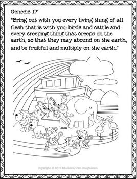 Bible Story Noah's Ark