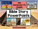 Bible Story PowerPoint Old Testament #4 Joseph
