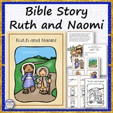 Bible Story Ruth and Naomi