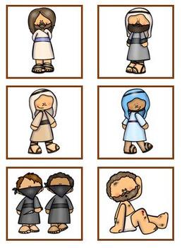 Bible Story The Good Samaritan