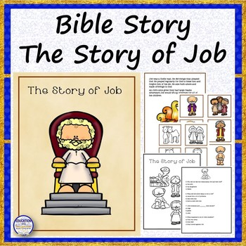 Bible Story The Story of Job