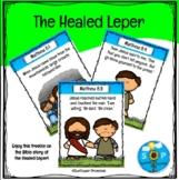 Scripture Set: Healed Leper
