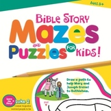 Bible StoryMazes Printable Book & Digital Music Download