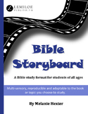 Bible Storyboard
