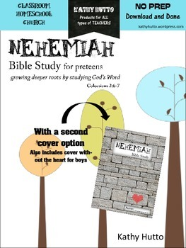 Bible Studies for Kids BUNDLE