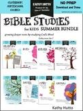 Bible Studies for Kids BUNDLE