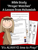 Bible Study: A Lesson on Prayer from Nehemiah