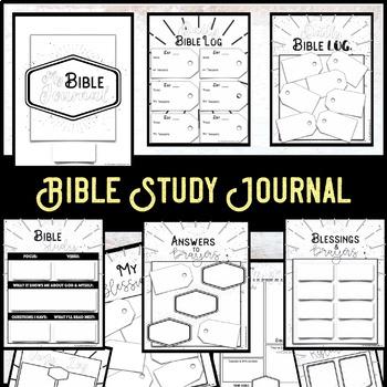 Bible Study Lesson BUNDLE