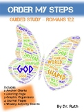 Bible Study Lesson of Romans 12:2 (Order My Steps)