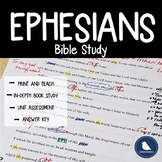 Bible Study Lessons - Ephesians