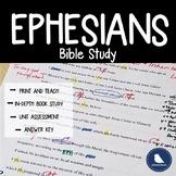 Bible Study Lessons - Ephesians