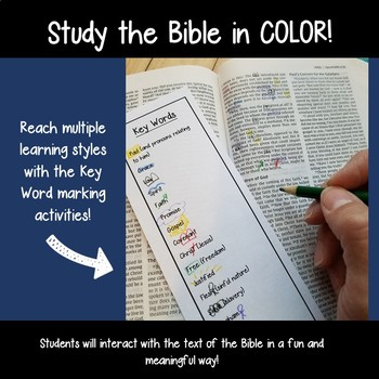 Bible Study Lessons- Galatians