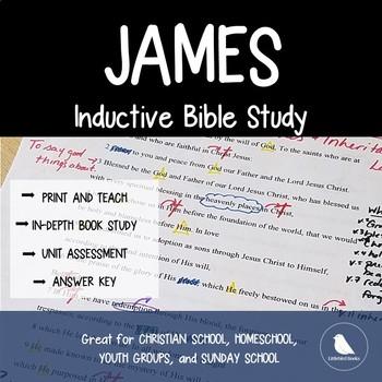 Bible Study Lessons- James