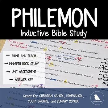 Bible Study Lessons- Philemon