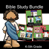 Bible Study BUNDLE #1