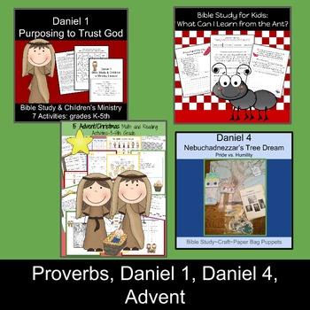 Bible Study BUNDLE #1